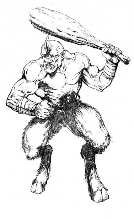 Cyclops Greek Mythology
