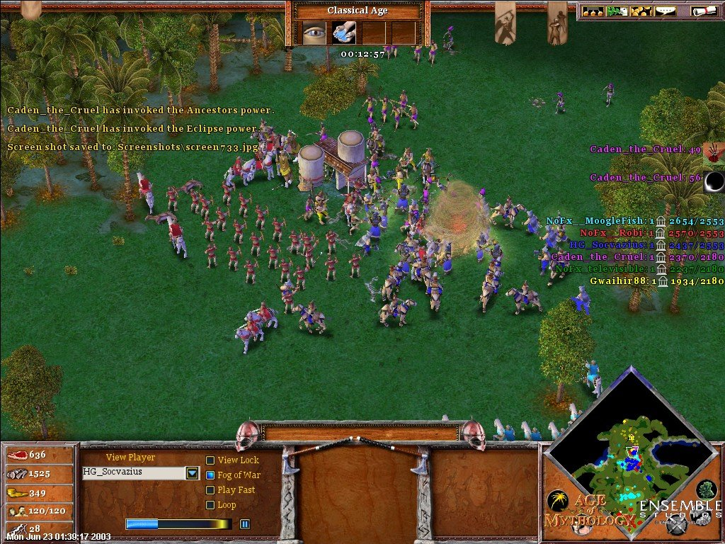 Age of mythology 1.07 patch