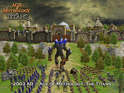 Age of empires 5 the fall of man