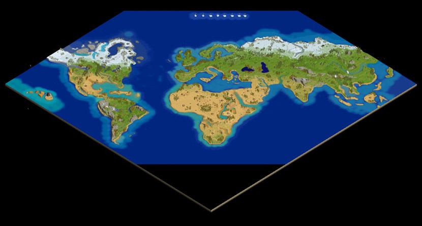 Age of mythology heaven spotlight multiplayer world map v3x gumiabroncs Images