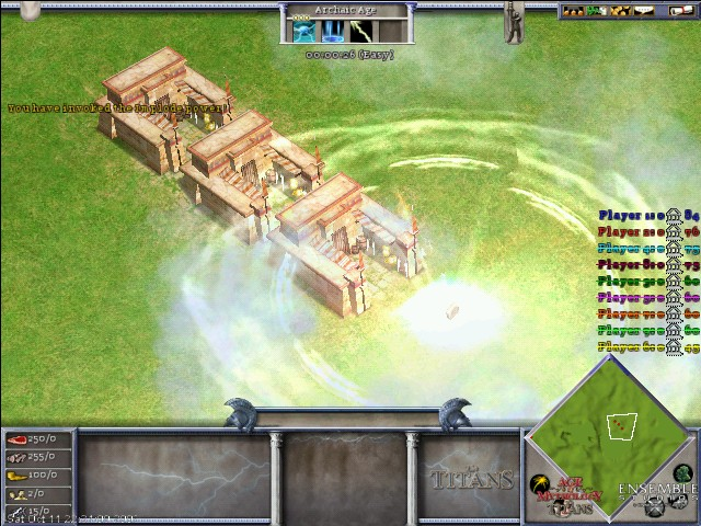 Age of Mythology Heaven: Implode God Power: The Guide