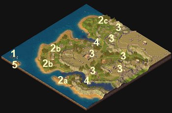Starting Objective Land Your Troops On Atlantis Ss Begin Construction Of A Base By Claiming A Settlement 2